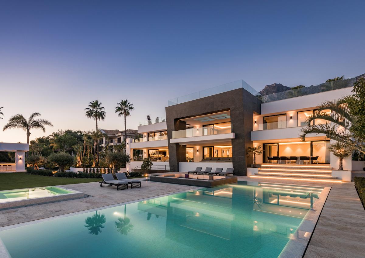 Le luxe partout