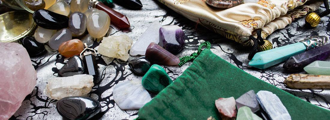 Bijoux minéraux pierre
